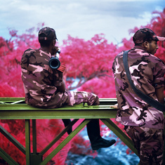 Lecture: Richard Mosse