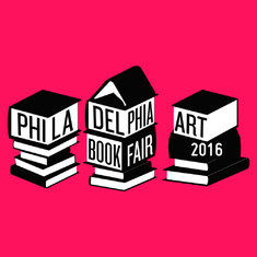 2016 Philadelphia Art Book Fair
