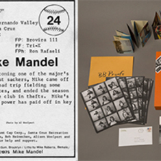 Lecture & Book Signing: Mike Mandel