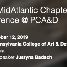 2019 MidAtlantic Chapter Conference | PCA&D