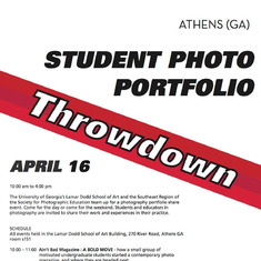 Student Photo Portfolio Throwdown