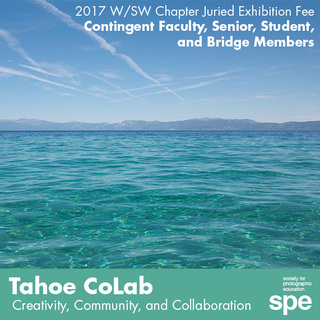 2017 W/SW Chapter Juried Exhibition Fee - Contingent Faculty, Senior, Student, and Bridge Members